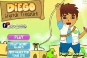 Diego treasure hunt