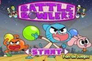 Gumball: Battle of bowling