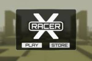 X Racer Funny