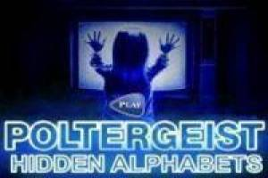 Poltergeist looking for letters
