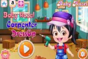 Baby Hazel: Work as a Carpenter