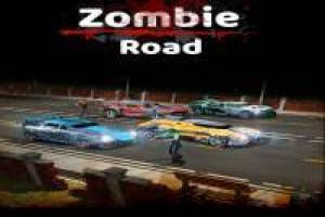 Hit Zombies on the Road