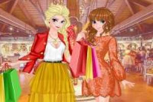 Elsa and Anna: Spring Discounts