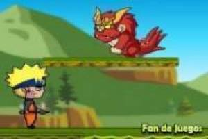 Naruto fighting beasts
