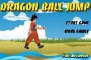 Dragon Ball: Goku Salta