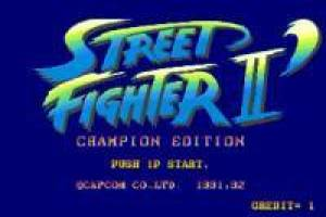 Recreativas: Street Fighter II