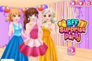 Princesses: Surprise Party