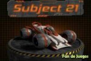 Subject 21 cars