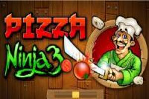 Divertido Ninja Pizza 3