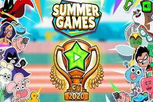 Teen Titans Go Summer Games