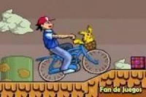 Pokemon bicicleta