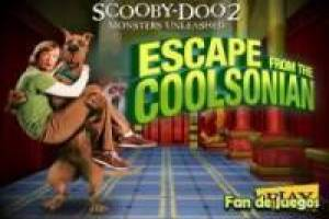 Scooby Doo 2 at the museum Coolsonian
