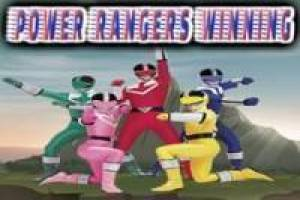 Power Rangers winnen