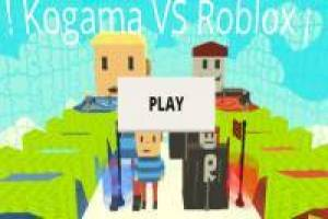 Roblox VS Kogama Parkour