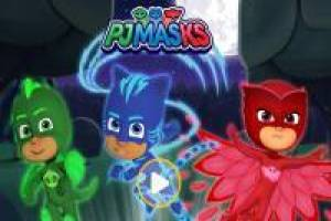 PJ Mask VS The Wolverines
