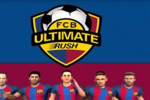 Barcelona Football Club Rush
