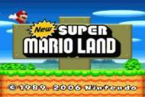 New Super Mario Land