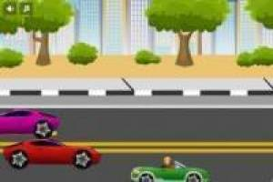 Hot Wheels: Adelantamientos en la carretera