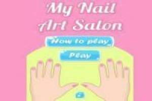 Manucures Salon: Paint Nails