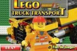 Free Lego: truck transport Game