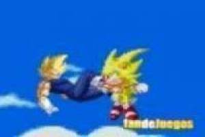 Sonic vs Vegeta: movie