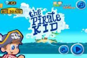 The pirate boy