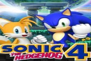 Sonic: The Hedgehog 4 Game