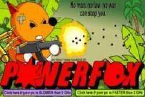 Power Fox Действие