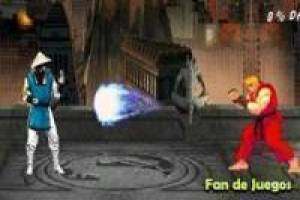 Street fighter vs mortal kombat: Vídeo