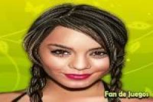 Free Makeup: Vanessa Hudgens Game
