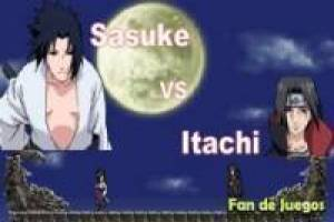 Free Sasuke vs itachi Game