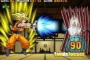 Dragon ball z perfect shot