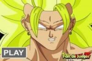 Jouer Dragon ball Broly: animation Gratuit