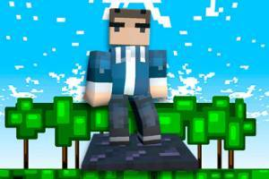 Coureur de Minecraft