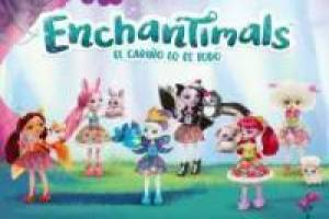 Enchantimals liefde is niet alles: puzzels