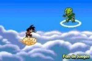 Juego Dragon ball z: defensa en la nube kinton Gratis
