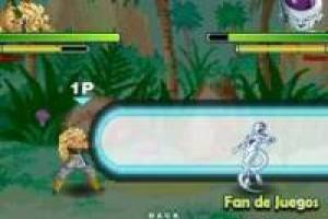 Juego Dragon ball fierce fighting 2.4 Gratis