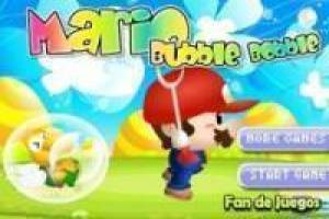 Mario Bubble Bobble