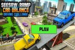 Cars: Balance in the Ramp Challenge