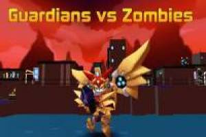 Guardianes VS Zombies Robots
