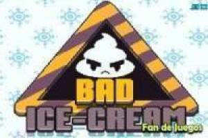 The ice cream-style bad bomberman