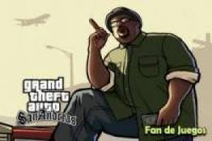 Bitspiele Puzzles: Gta san andreas