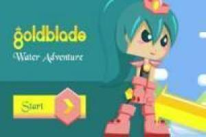 Goldblade: Adventure in the Water