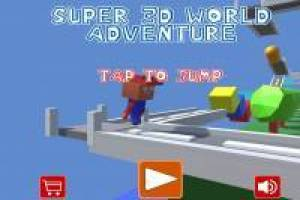 Super 3D World Adventure