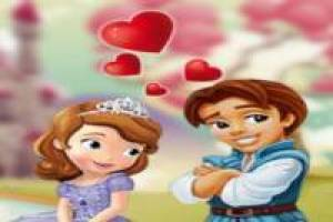 Princess Sofia: First Kiss