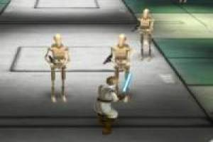 Free Star Wars Lightsaber duel action batle Game