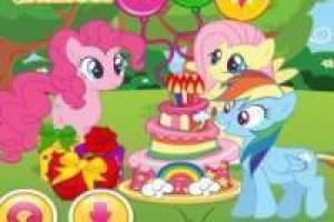 My Little Pony-Überraschungs-Party
