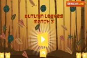 Autumn Leaves: Match 3