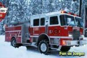 Firefighters winter