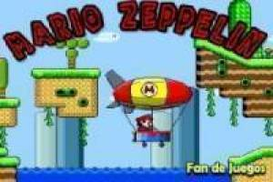 Free Mario in an airship Game